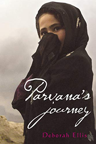 Parvana's Journey - A Refugee in the Minefields of Afghanistan ...