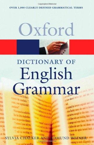 PDF] The Oxford Dictionary of English Grammar (Oxford