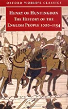 The History of the English People 1000-1154…