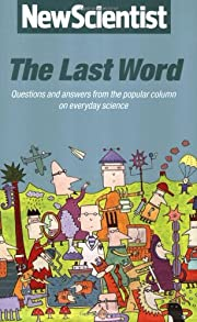 The last word : New scientist av Mick O'Hare