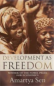 Development as Freedom av Amartya Sen