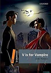 Dominoes: Two: V is for Vampire por Lesley…