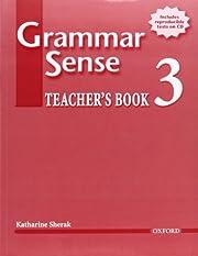Grammar Sense 3: Teacher's Book (with Tests…