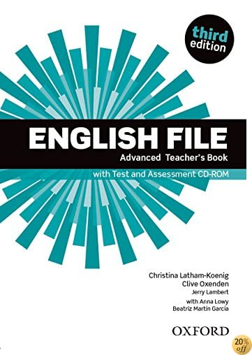 English File 3rd Edition Advanced Teachers Book 1cederom by ...