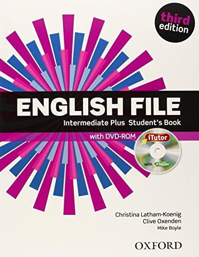 English file third edition: upper-intermediate: student's book.