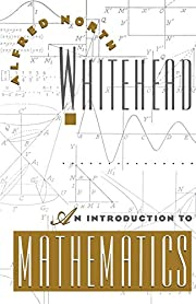 An introduction to mathematics by Alfred…