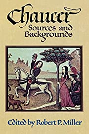 Chaucer: Sources and Backgrounds av Robert…
