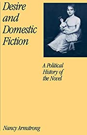 Desire and Domestic Fiction: A Political…