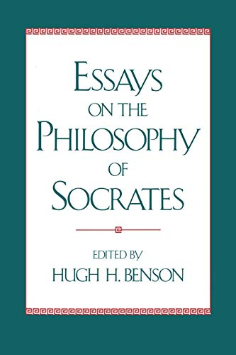 essays on socrates Essay on the apology - download as pdf file (pdf), text file (txt) or read online.