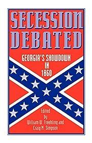 Secession Debated: Georgia's Showdown in…
