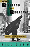 From Birdland to Broadway : Scenes from a Jazz Life / Bill Crow