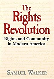 The Rights Revolution: Rights and Community…