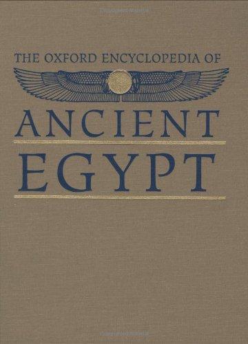Encyclopedia Sources - Ancient African Civilizations