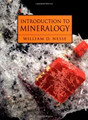 Introduction to Mineralogy de William D.…