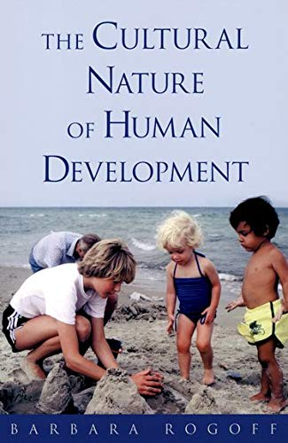 Rogoff The Cultural Nature Of Human Development
