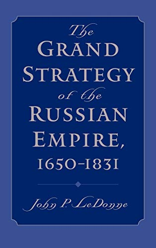 an analysis of the book the russian empire and the world by john ledonne