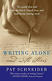 Writing Alone and with Others por Pat…