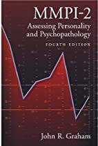 MMPI-2: Assessing Personality and…