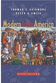 Modern Latin America – tekijä: Thomas E.…
