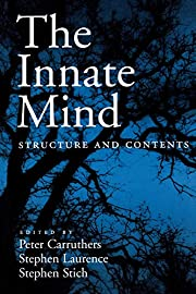 The Innate Mind: Structure and Contents…