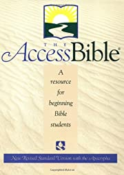 The Access Bible, New Revised Standard…