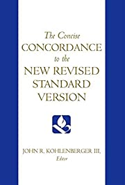 The Concise concordance to the new revised…