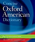 Concise Oxford American Dictionary (Book) written by Oxford University Press