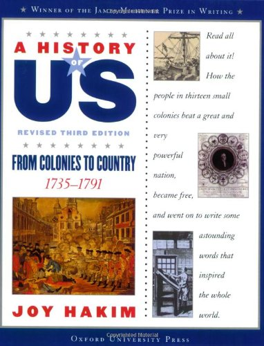 A History of US: From Colonies to Country
