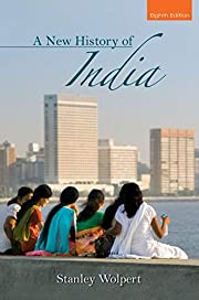 A New History of India por Stanley Wolpert