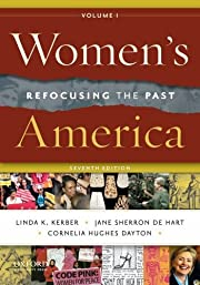 Women's America, Volume 1: Refocusing the…