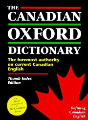 The Canadian Oxford Dictionary:…