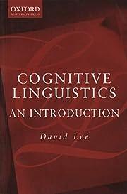Cognitive Linguistics: An Introduction av…