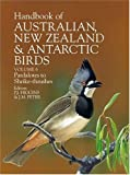 Handbook of Australian, New Zealand & Antarctic birds. S.J. Ambrose ... [et al.] ; edited by S. Marchant and P.J. Higgins