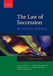 The Law of Succession in South Africa af J.…