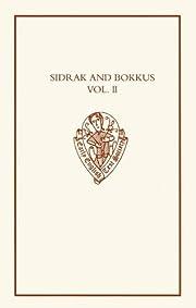 Sidrak and Bokkus Vol. II, Bks. III-IV,…