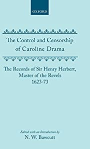 The Control and Censorship of Caroline…