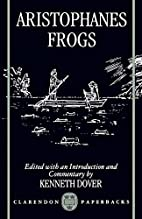 The Frogs [Greek Text] by Aristophanes