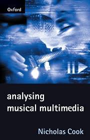 Analysing Musical Multimedia af Cook,…