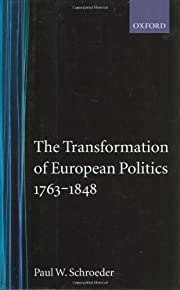 The Transformation of European Politics…