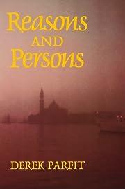 Reasons and Persons de Derek Parfit