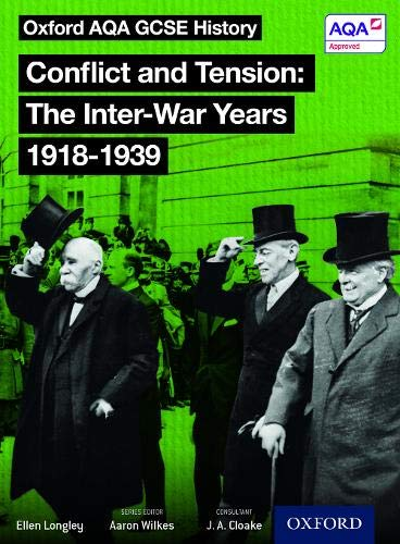 Oxford AQA History for GCSE: Conflict and Tension 1918-1939-Aaron Wilkes