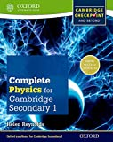 Complete physics for Cambridge secondary 1