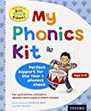 Oxford Reading Tree Read With Biff, Chip, and Kipper: My Phonics Kit (Read With Biff Chip & Kipper)