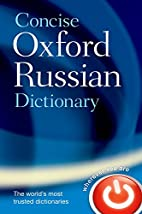 The Concise Oxford Russian Dictionary by…