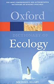 A Dictionary of Ecology (Oxford Quick…