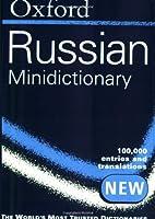 Oxford Russian Minidictionary by Della…