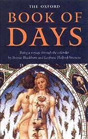 The Oxford Book of Days de Bonnie Blackburn