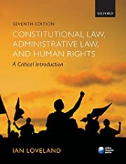 Constitutional Law, Administrative Law &…