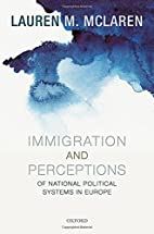 Immigration and Perceptions of National…