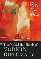 The Oxford Handbook of Modern Diplomacy…